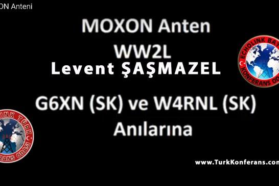 70 cm MOXON Anteni